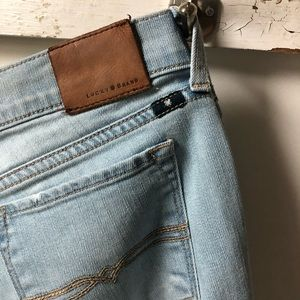 Lucky Jeans Charlie Skinny Jeans